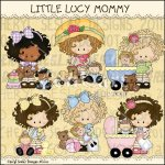 Little Lucy Mommy