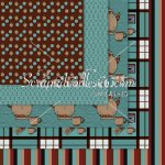 Coffee House 2 Exclusive 12x12 Background Papers
