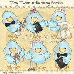 Tiny Tweets-Sunday School