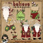 Believe in Santa Exclusive