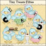 Tiny Tweets - Fifties