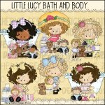 Little Lucy Bath and Body
