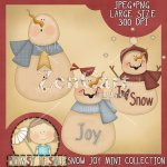Snow Joy Mini Collection