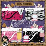 Party Girl Purses Exclusive