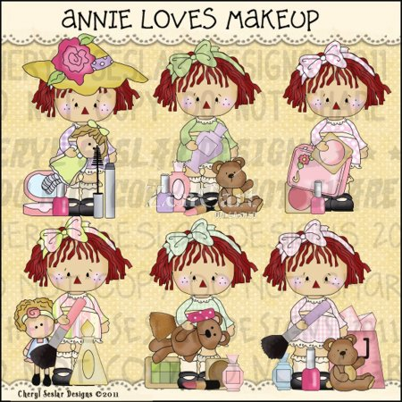Annie Loves Makeup