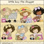 Little Lucy the Shopper