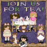Join Us for Tea Exclusive
