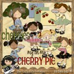 Cherry Pie Girls Exclusive