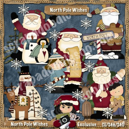 North Pole Wishes Exclusive