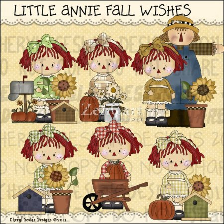 Little Annie Fall Wishes