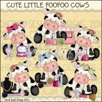 Cute Little Foo Foo Cows