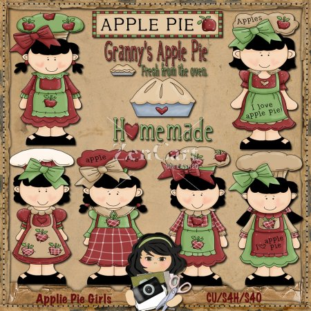 Apple Pie Girls