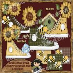 Sunflower Shoes Exclusive