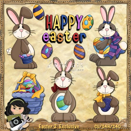 Happy Easter 2 Exclusive