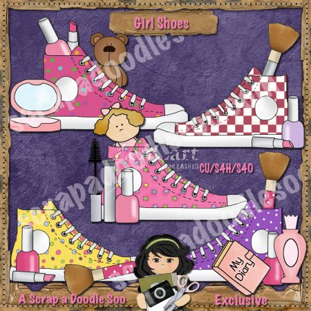 Girl Shoes Exclusive