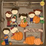 Pumpkin Patch Family 2