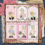 Frilly Country Babes Cards