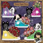 Flower Puppy Shoes Exclusive
