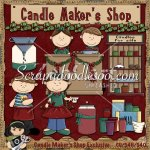 Candle Maker's Shop Exclusive