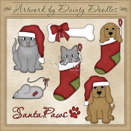 Santa Paws Limited Edition