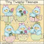 Tiny Tweets-Teacups