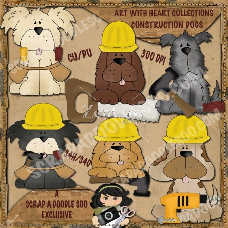 Construction Dogs Exclusive