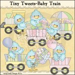 Tiny Tweets-Baby Train