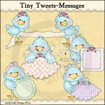 Tiny Tweets-Messages