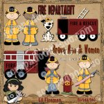 Lil Firemen Limited Edition