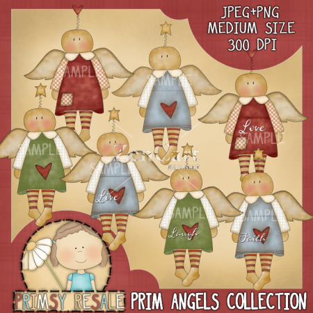Primitive Angels