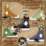 Halloweeen Shoes Exclusive