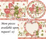Toadally Yours Paint Can Label Set Exclusive