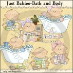 Just Babies Bath and Body