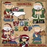 Santa's Workshop Exclusive