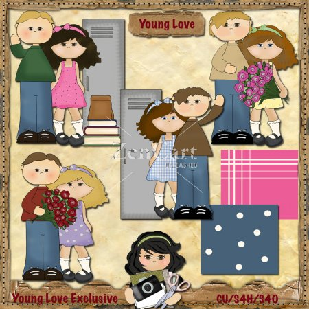 Young Love Exclusive