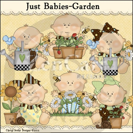 Just Babies Garden - Click Image to Close