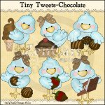 Tiny Tweets-Chocolate