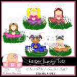 Easter Bunny Tots