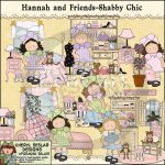 Hanny and Friends Shabby Chic