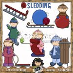 Let's Go Sledding Exclusive