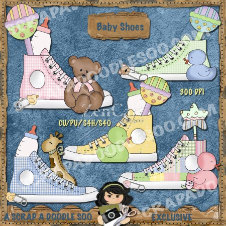 Baby Shoes Exclusive
